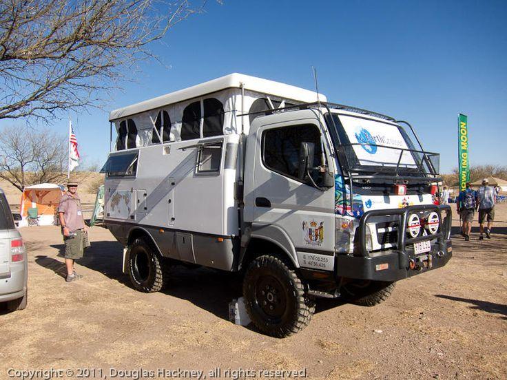 Mitsubishi canter 4x4 camper world trippin 39 pinterest