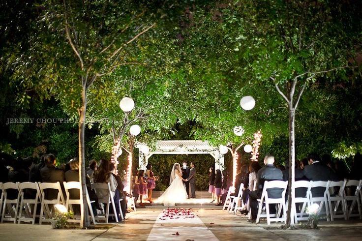 Outdoor Wedding Venues Los Angeles Inspiration