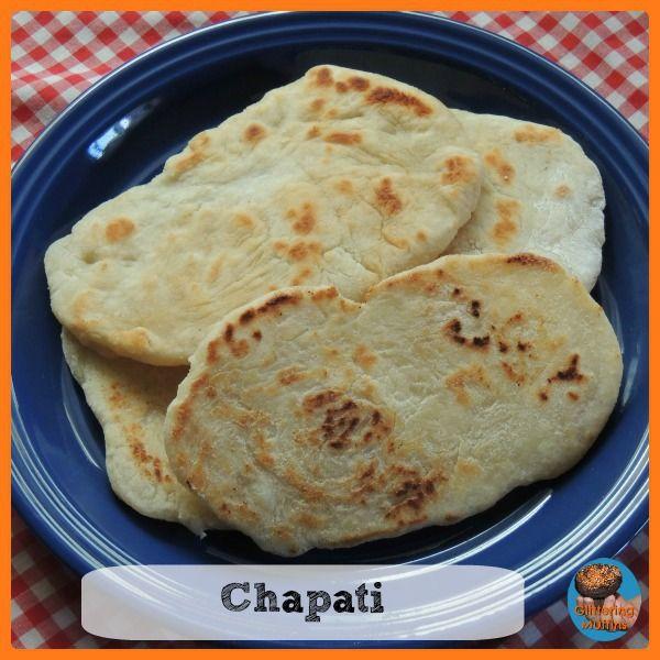 Chapati. Ahhh I loved the Tanzanian chapati we had everyday. I could ...
