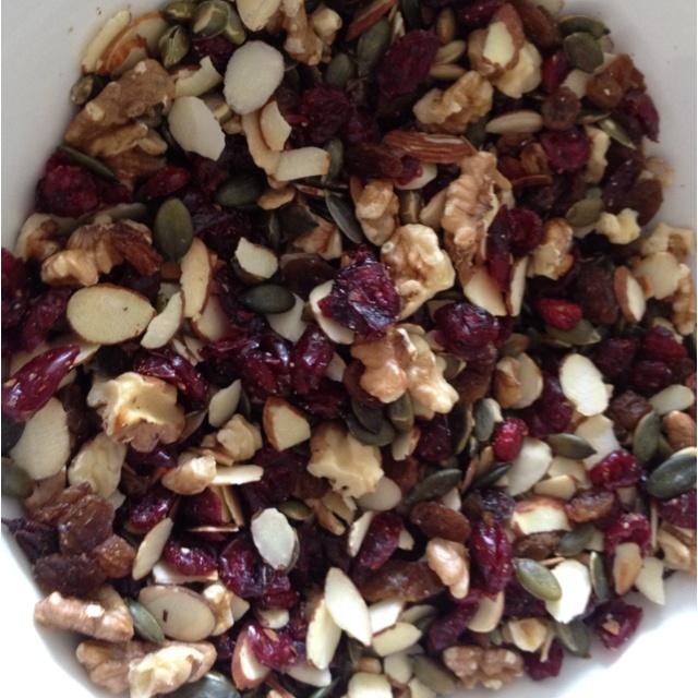 Pumpkin Seed Trail Mix Recipes — Dishmaps