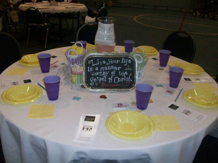 Spring luncheon ideas ladies volunteer