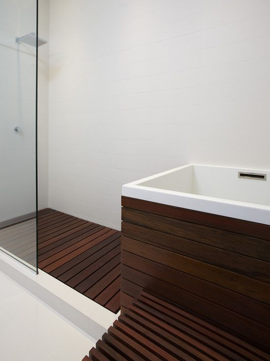 japanese soaking tub and shower for the home pinterest