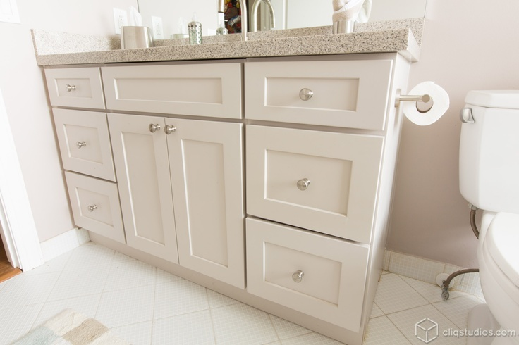 Pin By Cliqstudios Cabinets On Bathroom Vanity Cabinets Pinterest