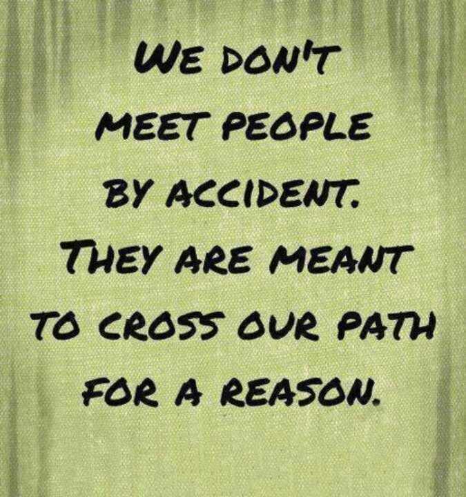 you meet people for a reason quotes and sayings