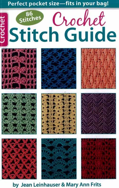 Crochet Stitches Directory : Maggies Crochet ? Crochet Stitch Guide