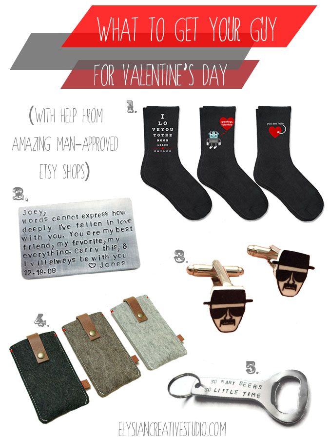 practical valentines day gifts for him