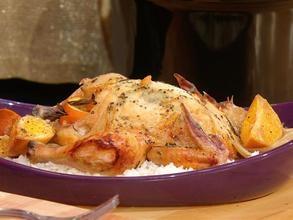 Orange Rosemary Chicken | Rachael Ray's Recipes | Pinterest