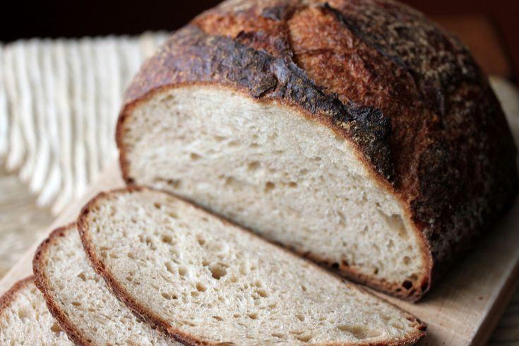 Super Easy No-Knead Whole Wheat Sandwich Bread Recipe ...