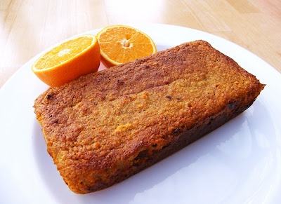 Orange & Brazil Nut Loaf | S W E E T | Pinterest