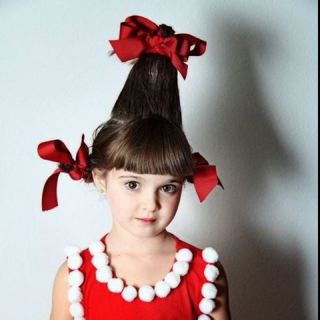 cindy lou who smiling - photo #28
