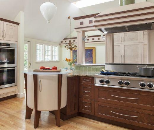 art deco kitchen dream home ideas pinterest