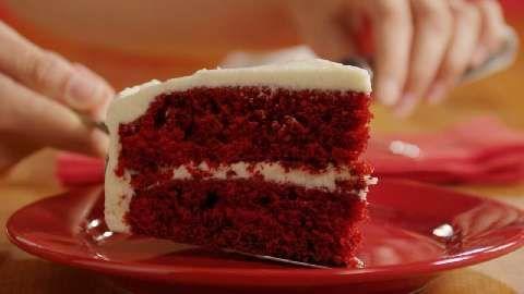 Red Velvet Cake I Allrecipes.com | Sweet delights | Pinterest