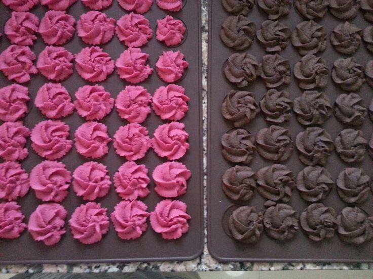 Neapolitan cookies | Cookies | Pinterest