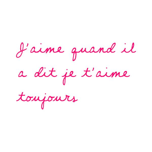 Cute Love Quotes For Her In French : Cute French Quotes And Translations. QuotesGram