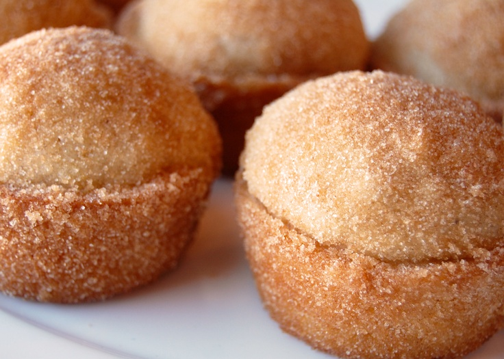 French Breakfast Puffs | besides chocolate... | Pinterest