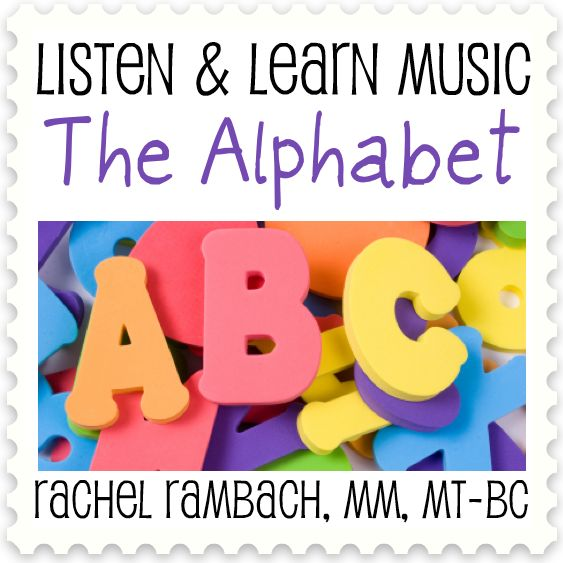 Alphabet Band by Listen & Learn, Hardcover | Barnes & Noble®
