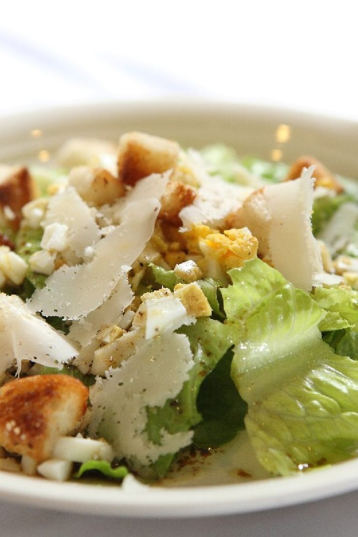Caesar Salad Supreme #Recipe | Eat and Drink | Pinterest