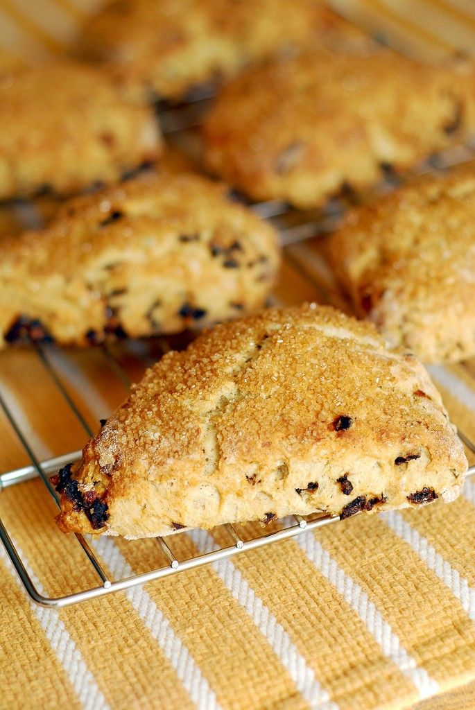 ... behaves and I can make these tomorrow! Dried Cherry Buttermilk Scones