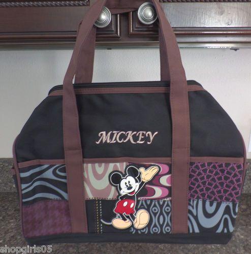 Gym Bag Next: New! Disney Mickey Mouse Duffle Bag