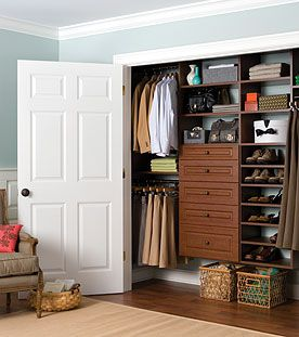 start a closet design easyclosets house beautiful. Black Bedroom Furniture Sets. Home Design Ideas