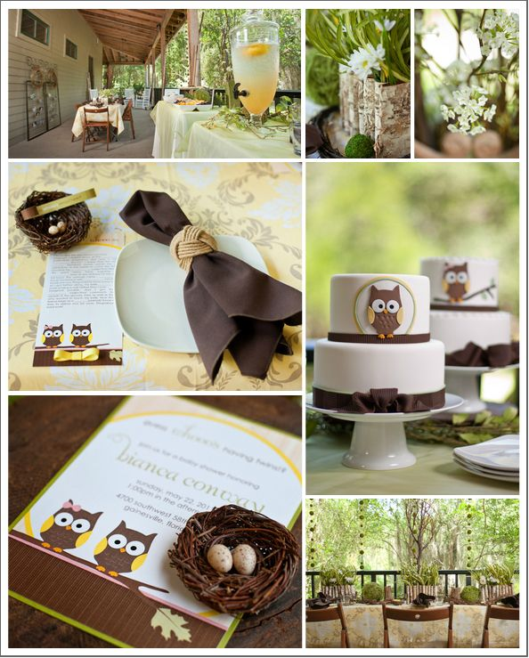 Pin by jeanette cruz moncada on baby ideas pinterest for Baby shower owl decoration ideas