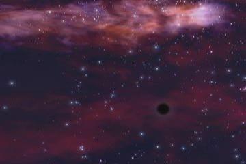 black hole eats a star animation nasa chandra esa 2004 video a black    Nasa Black Hole Eats Star