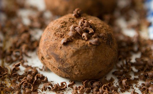 Epicure's Chocolate Cranberry Truffles | Food, Drink & Kitchen | Pint...