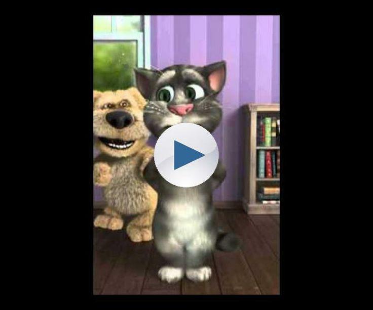 Very very funny Talking Tom Cat 2 app: http://o7n.co/Tom2