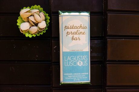 Pistachio Praline Chocolate Bar | Chocolate Exhibit | Pinterest