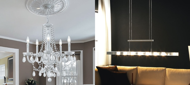 Crystorama Chandeliers to Holtkoetter Pendants @ Gracious Home