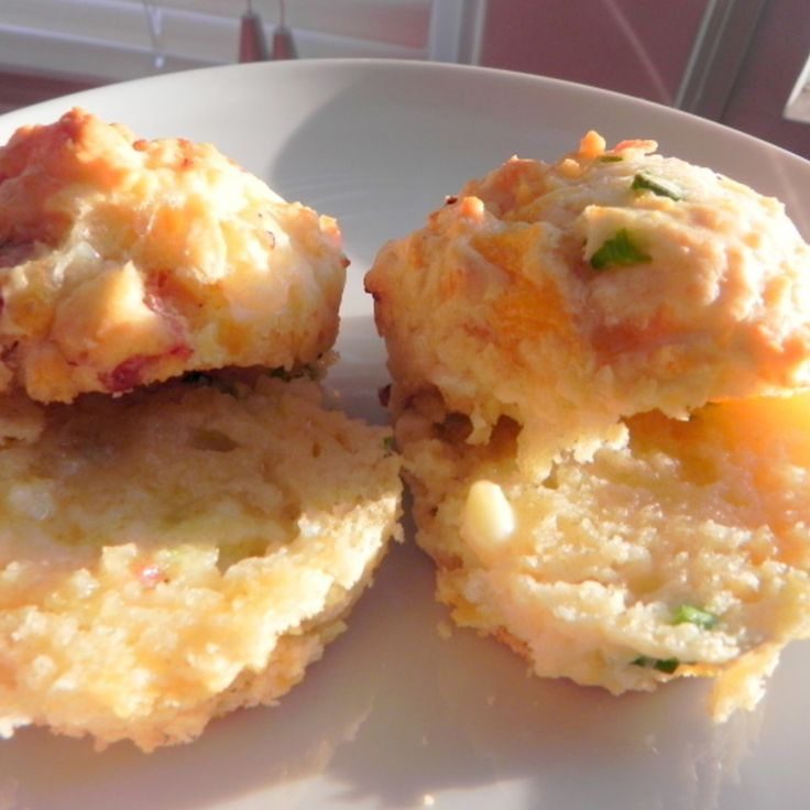 Cottage Cheese, Egg, and Ham Muffins Recipe | Just A Pinch Recipes