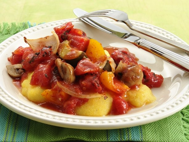 Roasted Vegetable Sauce Recipe — Dishmaps