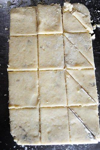 petite vanilla bean scones. | food and stuff | Pinterest