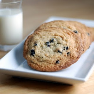 Blueberry + Cream Cookies | Must try recipes | Pinterest