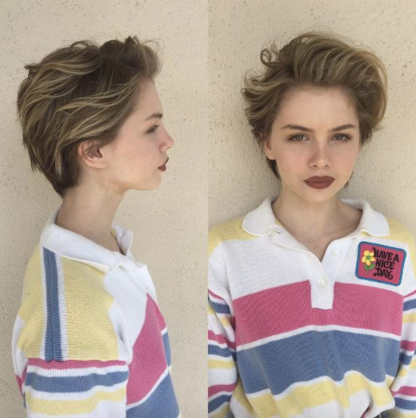 Watch 18 Textured Styles for Your Pixie Cut video
