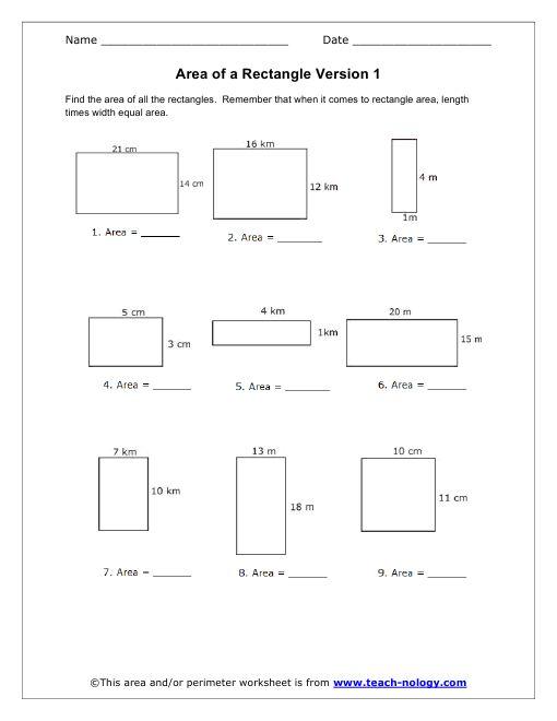 Good worksheets for all math skills | Education | Pinterest