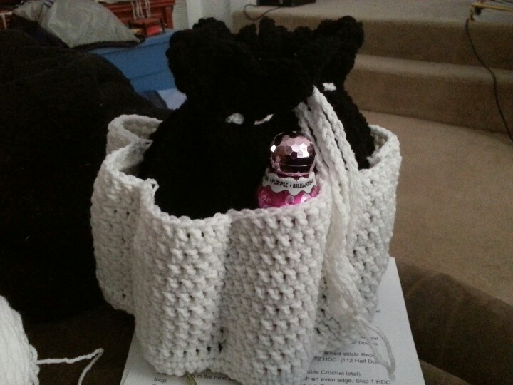 Crochet Pattern For Bingo Bag : Crochet Bingo bag Crochet Ideas Pinterest