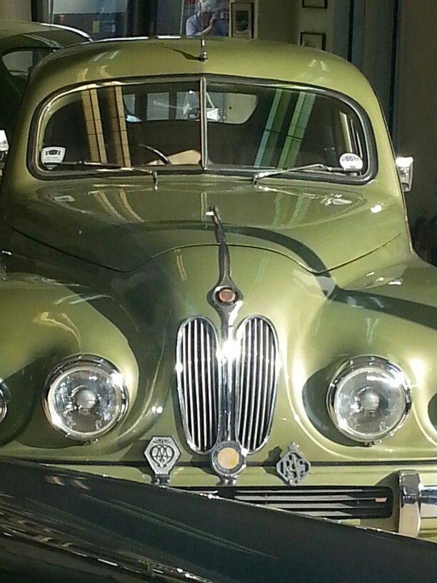 Inspiration.. Bristol Cars