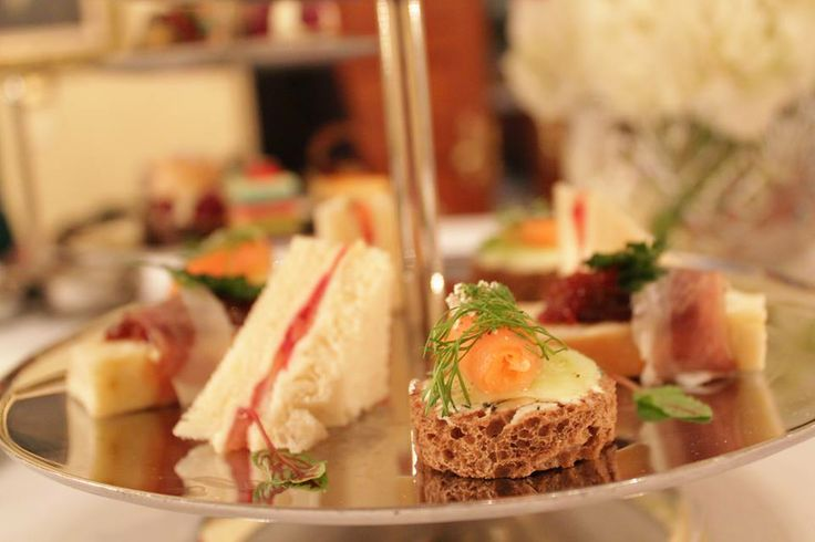 dill tea sandwiches smoked salmon and dill tea smoked salmon and dill ...