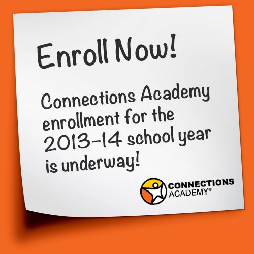 Connections Academy enrollment for the 2013–14 school year is open ...