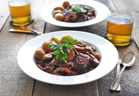 Julia Child's Beef Bourguignon | Recipe