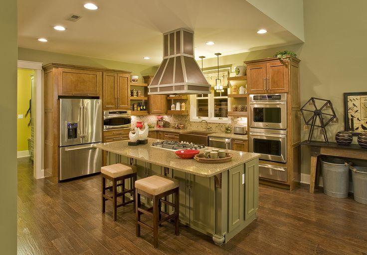 The Woodside Modular Home - Kitchen | Modular Homes | Pinterest