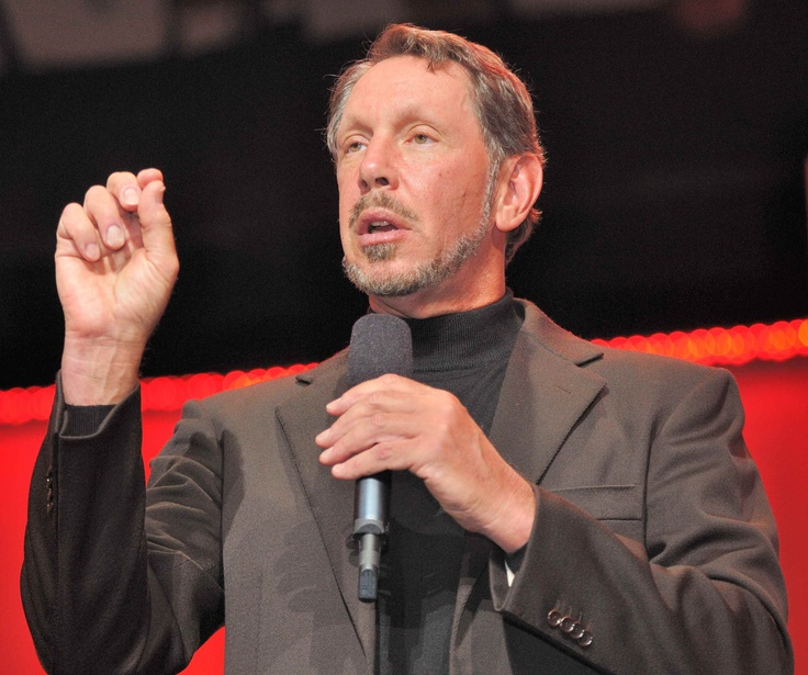 Oracle CEO Larry Ellison to Buy Island of Lanai for Undisclosed Sum