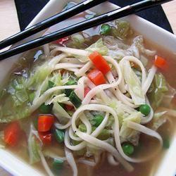 Five Spice Noodle Soup Allrecipes.com | bucketlist | Pinterest