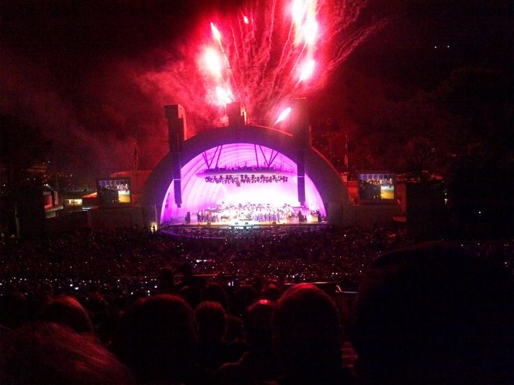4th of july rose bowl