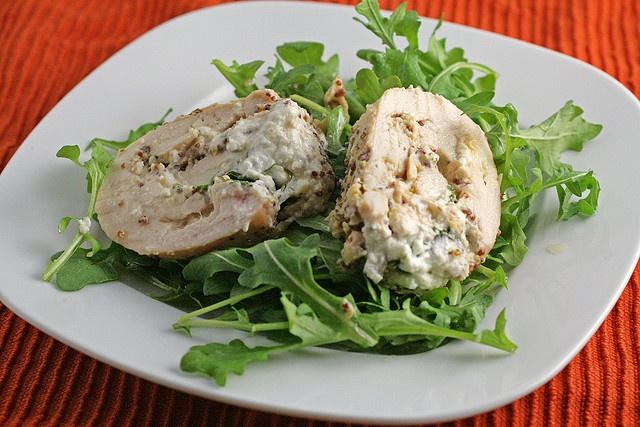 Chicken With Goat Cheese And Arugula Recipes — Dishmaps