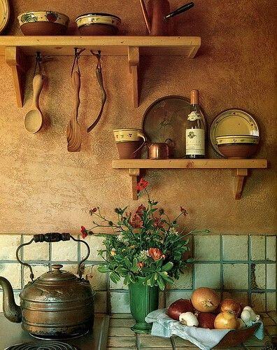 Love This Earthy Kitchen Kitchen Pinterest