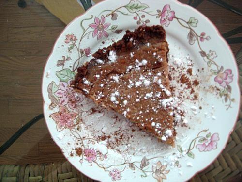 2nd Bake-Off Winning Pie Recipe: Vegan Eggnog Custard Pie!