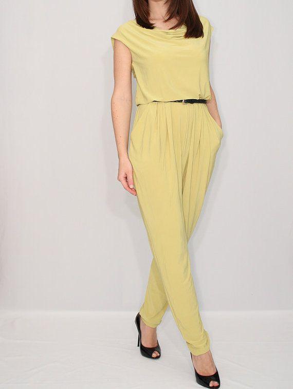 Cool Cottinfab Women Yellow Jumpsuit 288177  Buy Myntra Cottinfab Jumpsuit