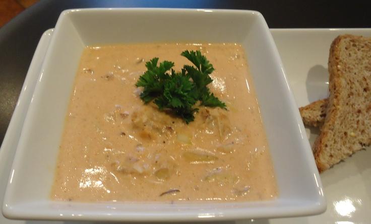 Crab Bisque | yummmm | Pinterest
